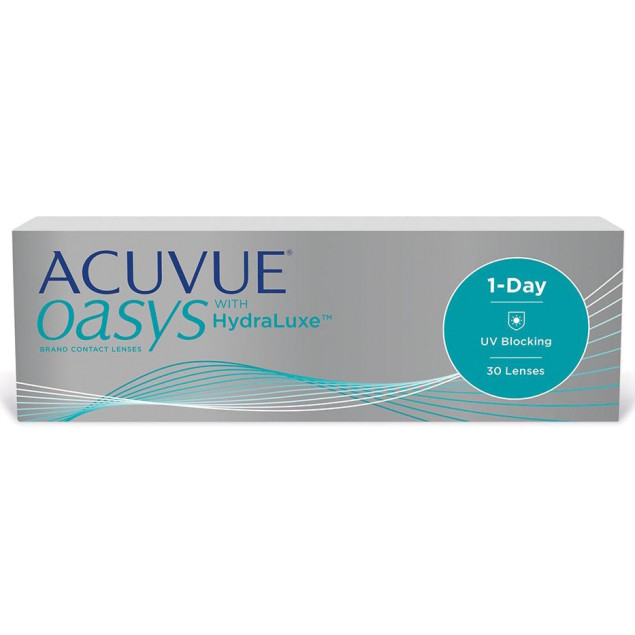Acuvue Oasys 1-Day with Hydraluxe - Фото 1