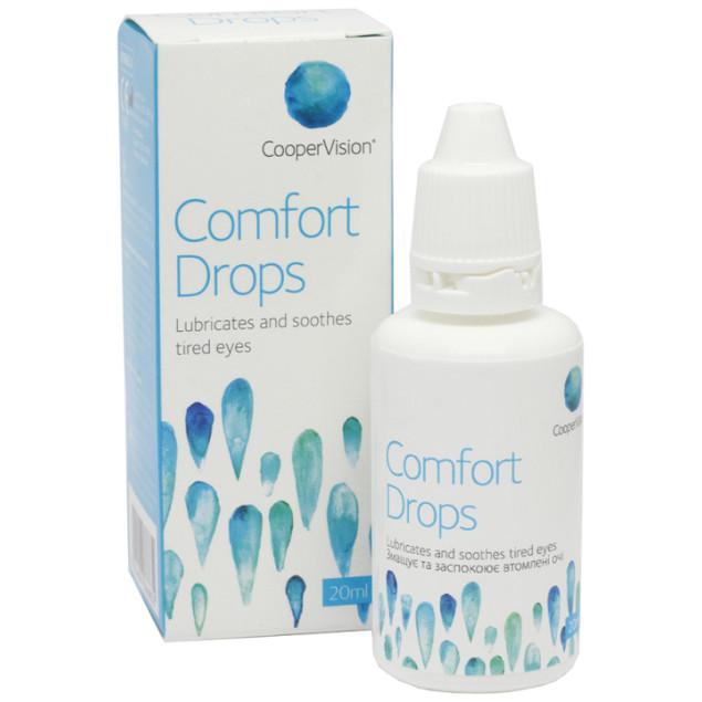 CooperVision Comfort Drops - Фото 1