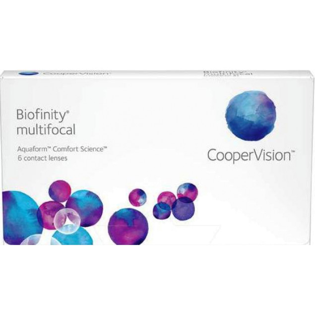 Biofinity Multifocal - Фото 1